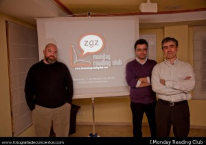 Organizadores TMRC_ZGZ