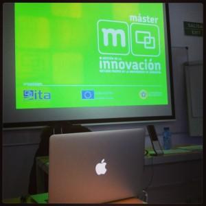 Master de Innovación del ITA