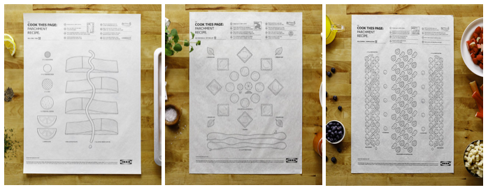 IKEA Cook This Page - Recetas