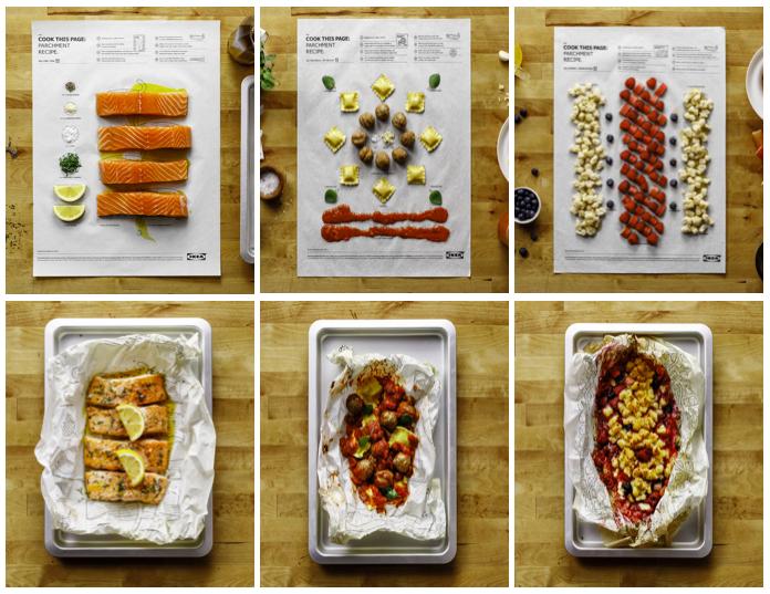IKEA - Cook This Page - Resultado